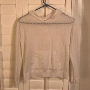 Gymboree net sweatshirt
